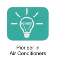 pioneer in air conditioners