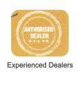 experienced dealers